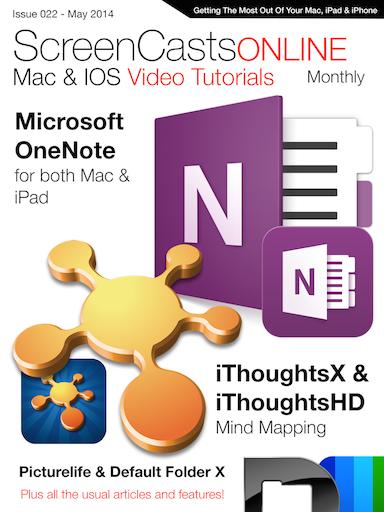 Free Video Tutorial: OneNote for Mac - Apple Mac, iPad