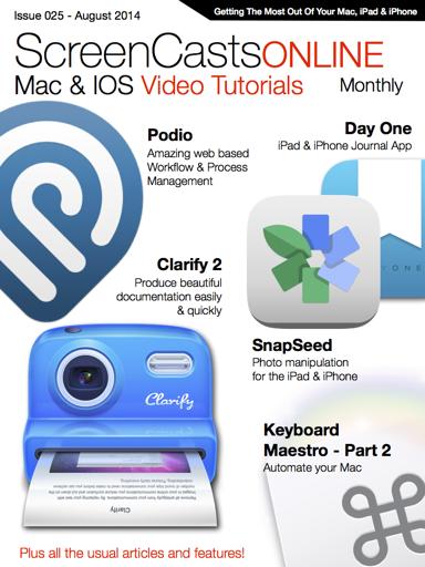 Free Video Tutorial: SnapSeed Photo Manipulation - Apple Mac