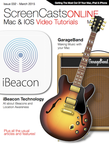Free Video Tutorial: Garageband on the Mac - Part 1 - Apple