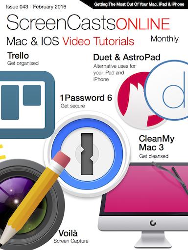 Free Video Tutorial: 1Password 6 - Basics - Apple Mac, iPad & iPhone